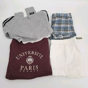 Teen Bundle Hoodie and Shorts Size XS